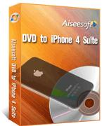 DVD to iPhone 4 Suite Box