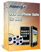 DVD to iPhone Suite for Mac Box