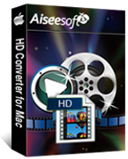 iPhone 4 HD Video Converter for Mac Box