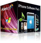 iPhone Software Pack Box