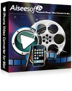 iPhone Video Converter for Mac Box
